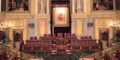 Puertas abiertas para conocer el Congreso de los Diputados.