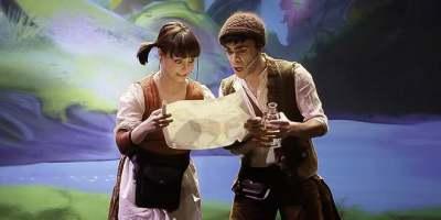 Hansel y Gretel, el musical, llega a Madrid.