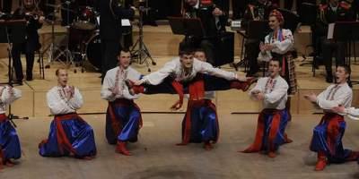 Ballet ruso acrobacias