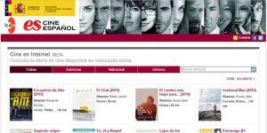 Web cine on line