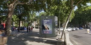 Aseos Madrid nuevo mobiliario urbano