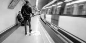 Metro. Foto: Ester Machuca