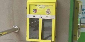Nuevos ceniceros para Madrid