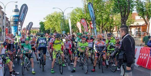 vuelta ciclista madrid
