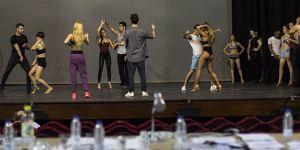 Casting en Madrid para el musical 'Dirty Dancing'. Foto: Eugenio Rigo