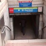 Metro sigue en huelga hoy y tres días más