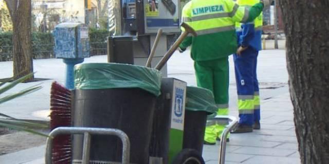 Servicio de limpieza de Madrid