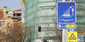 Control de semáforos en rojo