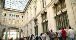 La Galería de Cristal del Palacio de Cibeles