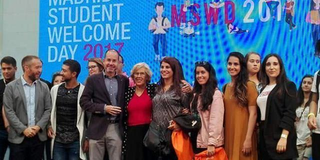 Madrid Students Day