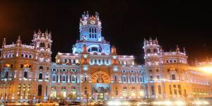 Ayuntamiento de Madrid, del arquitecto Antonio Palacios