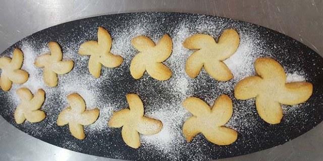 receta galletas vainilla