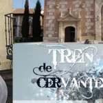 El Tren de Cervantes, un recorrido hasta Alcalá de Henares