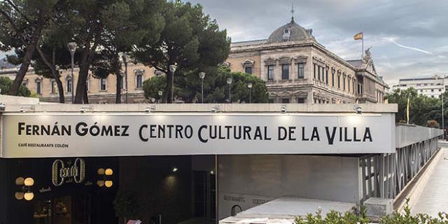 Teatro Fernán Gómez. Centro Cultural de la Villa