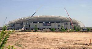 Nuevo estadio Wanda Metropolitano
