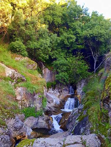 Cascada del Cancho