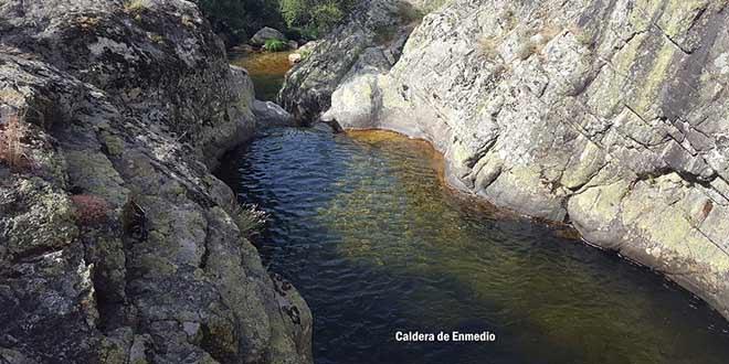 senderismo río cambrones