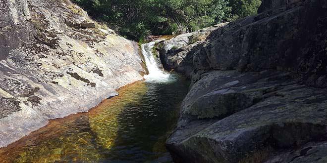ruta Calderas del río Cambrones