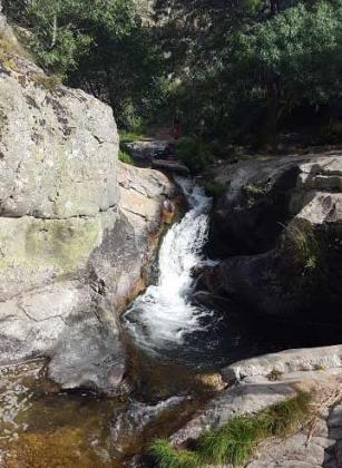 calderas río cambrones ruta senderismo