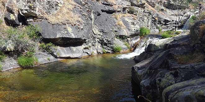 cambrones ruta río