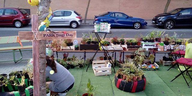 Parking day Semana de la Movilidad