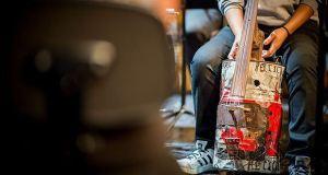 Concierto Cateura de instrumentos reciclados en el Teatro Real