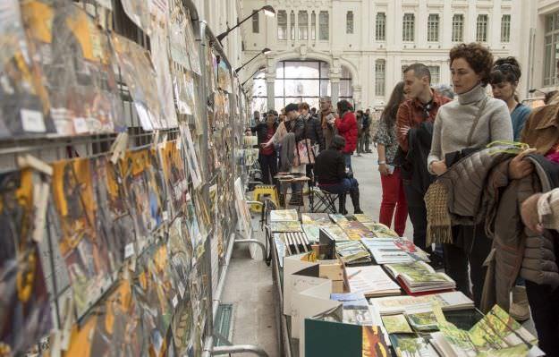 dibumad ilustraciones y visitantes