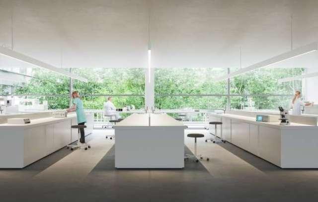 nuevo hospital la paz laboratorios