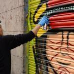 El arte urbano, vehículo para la denuncia social en ¡Pinta Malasaña!