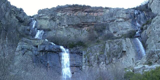 Cascada Despeñalagua ocejón
