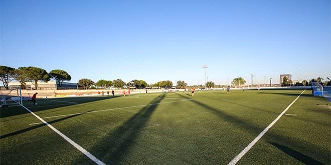 Juegos Parainclusivos Navalcarbón Pista Fútbol