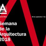 XV Semana de la Arquitectura hasta el 7 de octubre