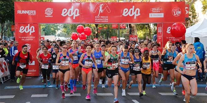 III Medio Maratón de la Mujer Carrera EDP