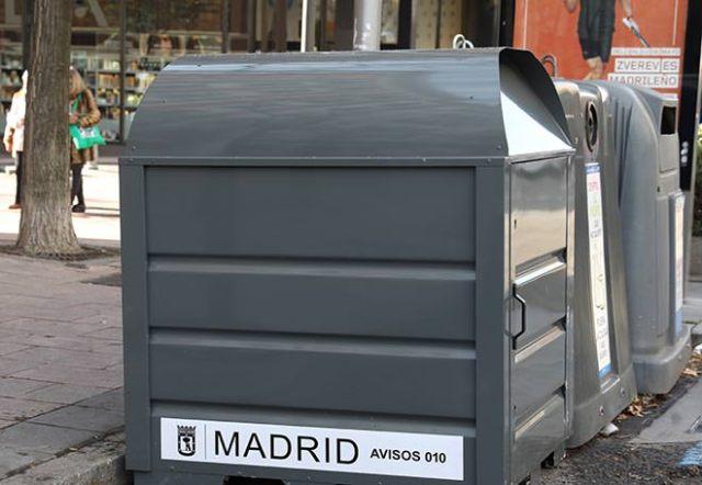 contenedores ropa usada ayuntamiento
