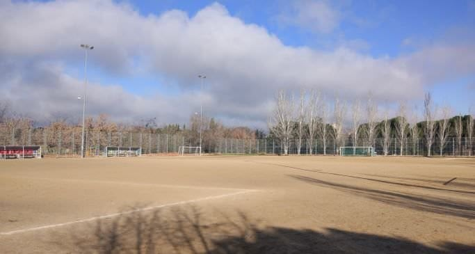 parque cruces hockey
