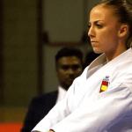 La madrileña Lidia Rodríguez, mejor karateca Sub-21