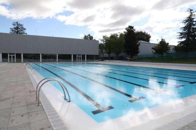 piscinas municipales verano 2021