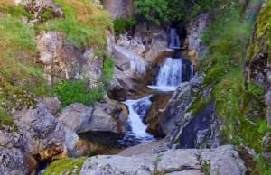 Cascada del cancho ruta senderismo