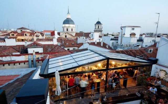 disfrutar terrazas madrid