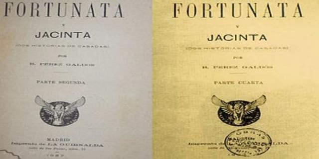 Fortunata y Jacinta Galdós