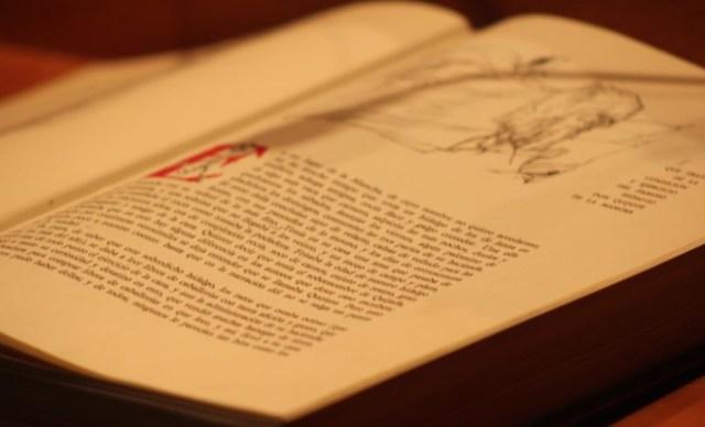 CBA lectura del Quijote 23 de abril