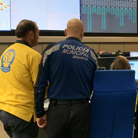 Nuevas sedes para la Policía Municipal y SAMUR