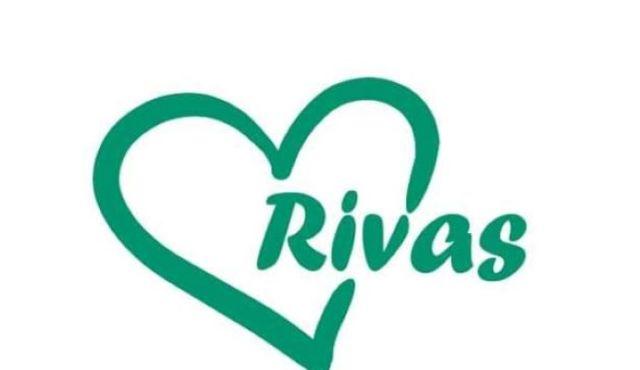 proyecto solidario voluntarios rivas mascarillas logo