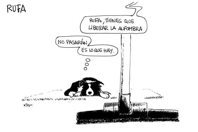 aspiradora tira cómica