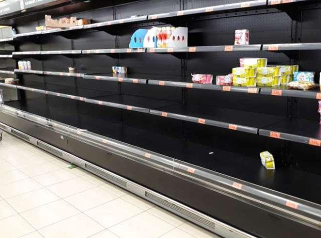 compra productos bunker desabastecimiento pandemia