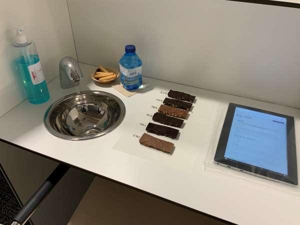 catas de alimentos locales de Madrid llevados a cabo por el IMIDRA