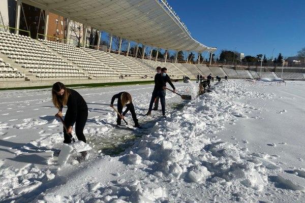 Estadio Vallehermoso Chamberí