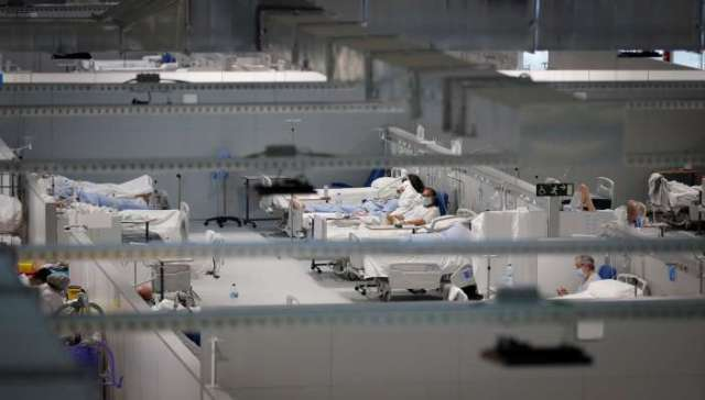 hospital isabel zendal interior habitaciones