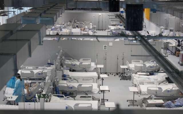 hospital isabel zendal interior