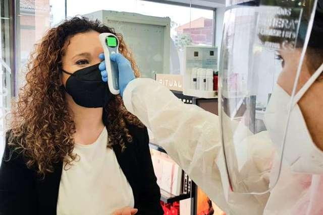 test antígenos farmacias y clínicas dentales